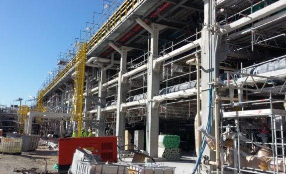 Realizacje FP Serwis – Zabezpieczenia ppoż konstrukcji stalowych